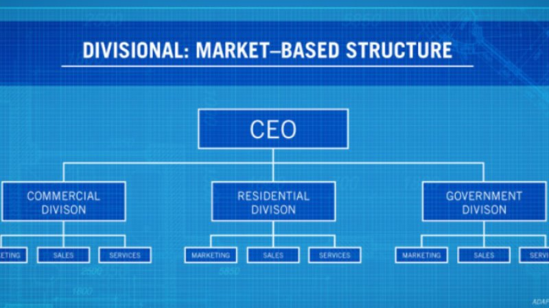Develop Organizational Structure